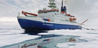 A Massive Icebreaker Ship Will Trap Itself in Arctic Sea Ice on Purpose. Here's Why.