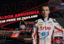 PM calls for support for Thai-British race driver