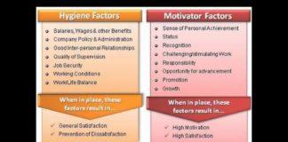 Herzberg's Human Factor Theory