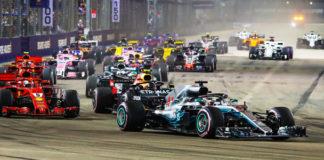 Grand Prix Season Singapore 2019 features exclusive parties and live performances