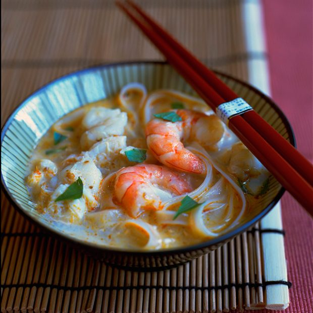 Thai-Style-Soup-with-Prawns