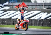 Marc Marquez seals MotoGP title with Thailand win