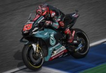 MotoGP: Quartararo heads Yamaha 1-2-3 after Friday in Thailand