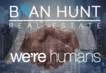 Baan Hunt Real Estate and We're Humans