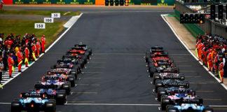 The 2020 Formula 1 season will start again in July