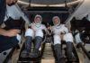 Elon Musk's  SpaceX Crew Dragon astronauts return to Earth