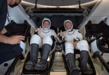 Elon Musk's  SpaceX Crew Dragon astronauts return to Earth