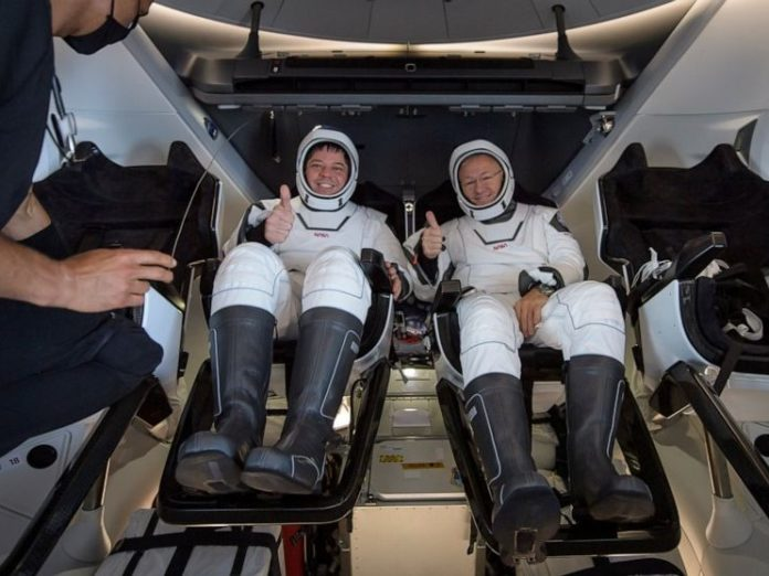 SpaceX-Crew Dragon