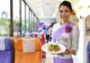 THAI AIRWAYS SERVES INFLIGHT MEALS AT NEW PLANE-INSPIRED RESTAURANT