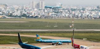 Vietnam airport