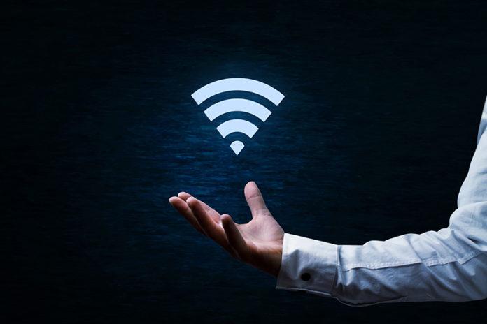 wi-fi-symbol-dark-blue-background